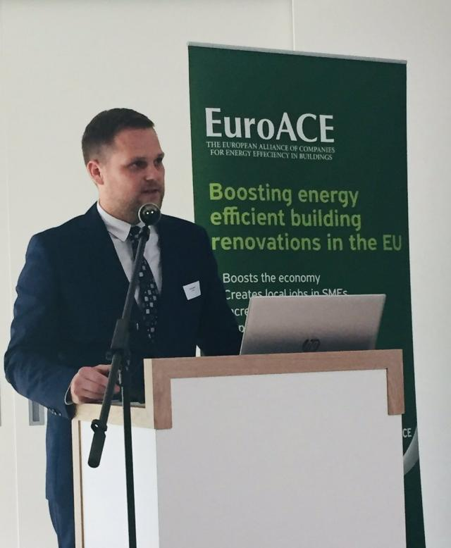Rudan | PARTICIPATION AND PRESENTATION AT THE CONFERENCE EUROACE